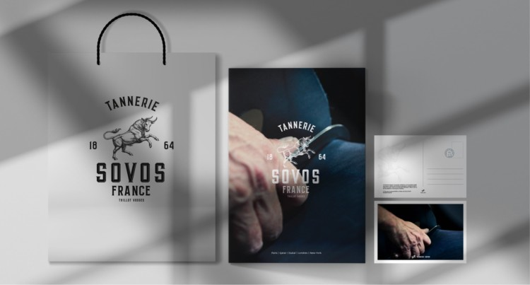 Brochure Entreprise Luxe