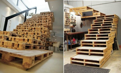 meuble-palette-autres-idees-faire-soi-meme-escalier-interieur-palettes
