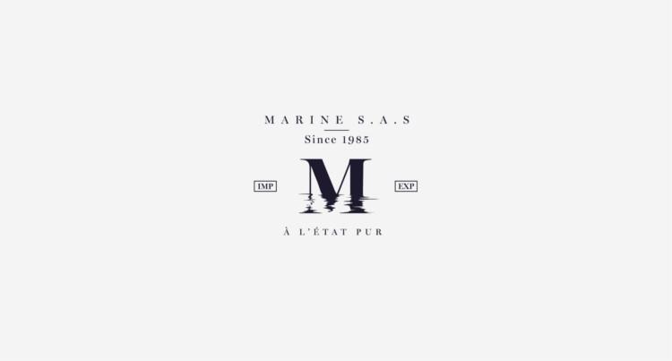 Marine Logo