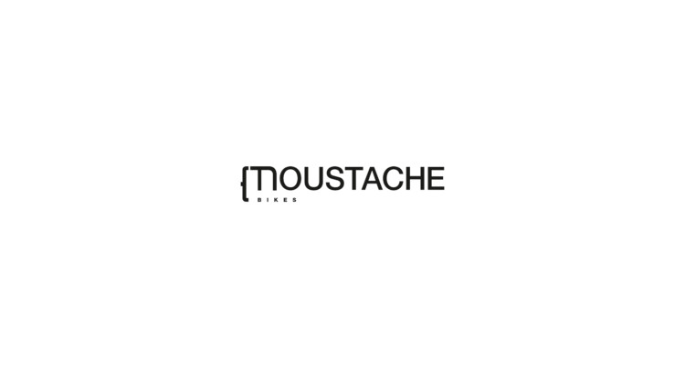 Moustache Bike Logo