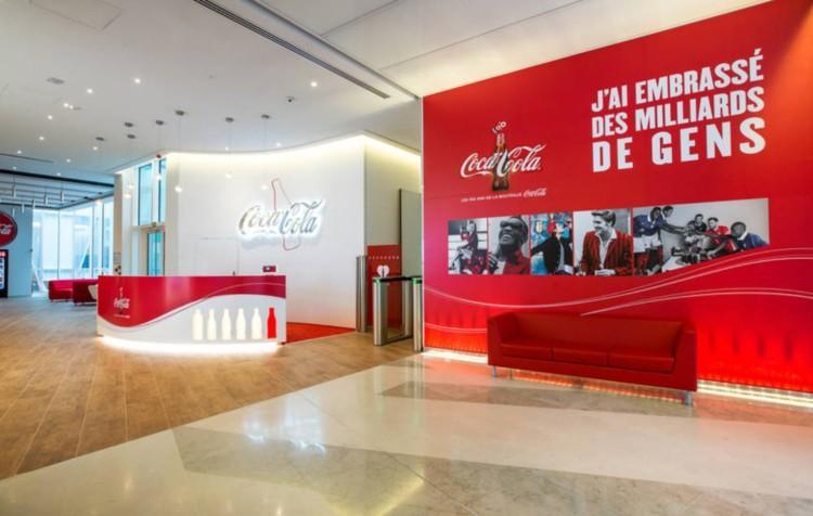 office-coca-cola