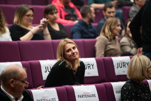 Jury Trophee Communication Strasbourg