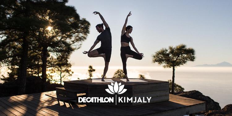 Decathlon Yoga Kimjaly Twitter